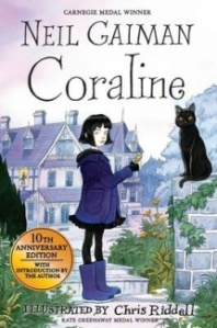 Coraline - illustrated by Chris Riddell