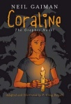 Coraline - the graphic novel